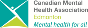 CMHA Edmonton logo Drebit Psychology